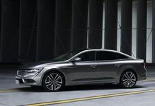 De nieuwe Laguna heet Renault Talisman