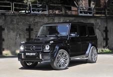 Brabus 850 Biturbo op basis Mercedes G 63 AMG