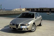 Alfa Romeo 156 Berline 1.9 JTD 115 Progression (2003)