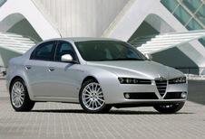 Alfa Romeo 159 1.9 JTDM 115 Progression (2005)