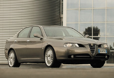 Alfa Romeo 166 2.4 JTD 185 Distinctive