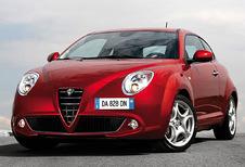 Alfa Romeo MiTo 1.6 JTDM 120 Distinctive (2008)