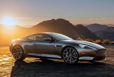 Aston Martin DB9 GT Coupe Touchtronic