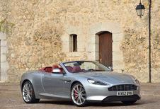 Aston Martin DB9 Volante Volante Touchtronic Carbon Black