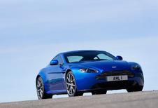 Aston Martin V8 Vantage N430 Coupe