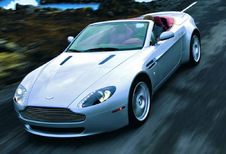 Aston Martin V8 Vantage Volante V8 Vantage S Roadster