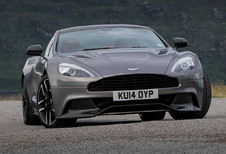 Aston Martin Vanquish Coupe touchtronic