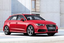 Audi A3 Sportback 1.6 TDi 81kW Attraction