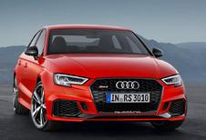Audi RS3 Berline 2.5 TFSI S tronic (2020)