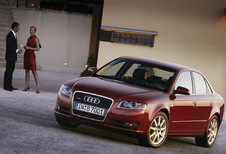 Audi A4 2.0 TDI 103kW S-Line
