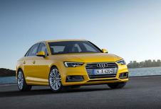 Audi A4 2.0 TDi 110kW S tronic S line (2016)