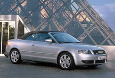 Audi A4 Cabriolet 2.5 V6 TDI (2002)
