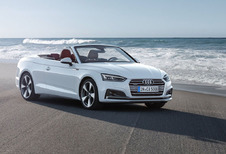 Audi A5 Cabriolet 3.0 TFSi 200kW S Tronic quattro