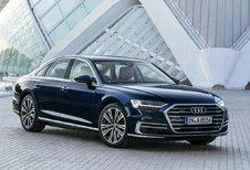 Audi A8 50 TDi quattro (2020)