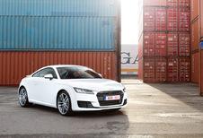 Audi TT Coupé 1.8 TFSI 118kW