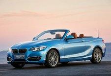 BMW 2 Reeks Cabrio