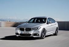 BMW Série 3 Gran Turismo 318d 136 (2013)