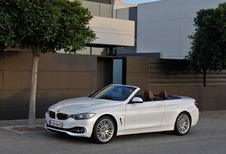 BMW 4 Reeks Cabrio 420d 184 (2014)