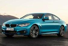 BMW 4 Reeks Coupé