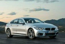 BMW 4 Reeks Gran Coupé 420d (120 kW) (2020)