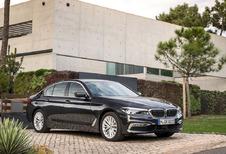 BMW Série 5 Berline 550i xDrive (330 kW)
