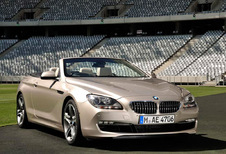 BMW Série 6 Cabrio M6