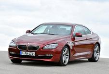 BMW 6 Reeks Coupé 640i