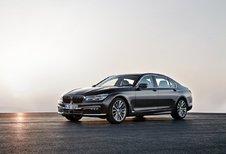 BMW Série 7 Berline 730Ld (155kW) (2015)