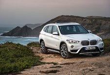 BMW X1 sDrive18i (100 kW) (2015)