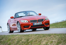 BMW Z4 Roadster sDrive35is (250 kW) (2016)