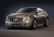 Cadillac CTS Coupé 3.6 V6 AWD Sport Luxury