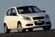 Chevrolet Aveo 5d 1.4  16V (2008)