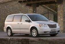 Chrysler Grand Voyager 2.8 CRD Touring (2008)