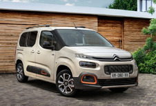 Citroën Berlingo Multispace 5d 1.5 BlueHDi 100 MAN S&S Feel M (2020)