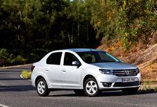 Dacia Logan 1.5 dCi 90 Laureate (2012)