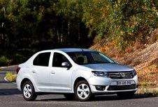 Dacia Logan 1.2 16V Lauréate (2015)