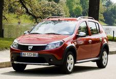 Dacia Sandero Stepway 1.6 (2009)