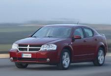 Dodge Avenger 2.0 CRD SXT (2007)