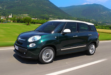 Fiat 500L Living Turbo Twinair CNG 59kW Pop Star (2014)