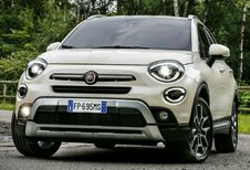 Fiat 500X 1.6 Multijet 120 Cross
