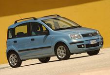 Fiat Panda 5d 1.3 Mjet 16V Dynamic (2003)