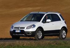 Fiat Sedici 2.0 Mjet Emotion 4x4 (2006)