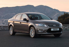 Ford Mondeo 5d 1.8 TDCi 5p. Econetic (2007)