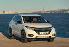 Honda HR-V 5p 1.5 i-VTEC CVT Executive (2020)