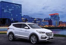 Hyundai Santa Fe 2.2 CRDi 4x2 Premium