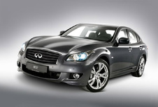 Infiniti M 3.5h V6 GT Premium (2010)