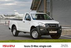 Isuzu D-Max 2.5 D 4WD LS (2012)