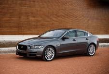 Jaguar XE 2.0D 120kW Pure (2017)