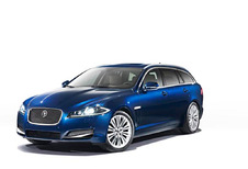 Jaguar XF Sportbrake 3.0D Luxury (2012)
