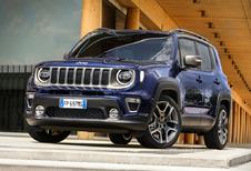 Jeep Renegade 5p